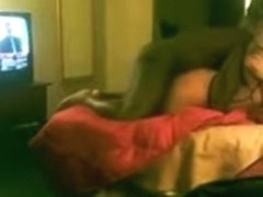 White big beautiful woman Bonks Darksome Paramour In Hotel Room