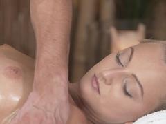 Best pornstars Max Dyor, Katy Rose in Exotic Massage, Blonde xxx movie