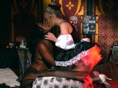 Amazing pornstar Chanell Heart in Best Fingering, Medium Tits adult scene