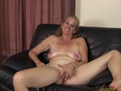 Crazy pornstar in Incredible Interview, Blonde sex movie