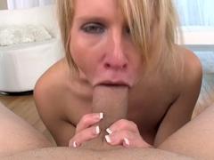 Horny pornstar Aria Austin in Hottest Deep Throat, Blowjob adult movie