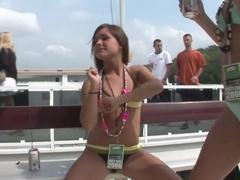Hottest pornstar in horny group sex, outdoor sex movie
