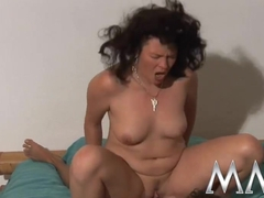 Crazy pornstar in Amazing BBW, Mature porn scene