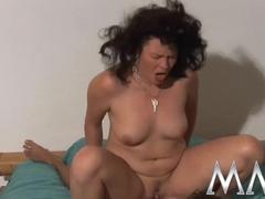 Crazy pornstar in Amazing BBW, Mature porn scene