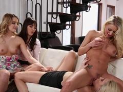 Crazy pornstars Dana DeArmond, Cadence Lux, Katie Morgan in Best MILF, College porn movie