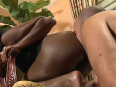 Amazing pornstar in Best Face Sitting, Black and Ebony porn clip