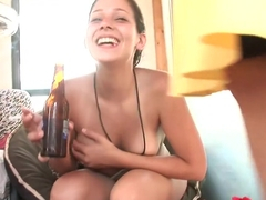 Exotic pornstar in best reality, college sex scene