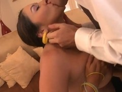 Missy Martinez can not live without neighbor's fat dick's taste