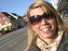 Danish Clara taking a washroom and masturbating  (Solo 6)