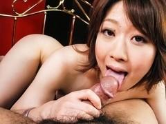 Incredible Japanese model Rio Kagawa in Exotic JAV uncensored Hardcore movie