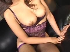Akira Ichinose Uncensored Hardcore Video with Creampie, Fetish scenes