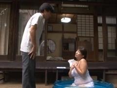 Yukari Orihara hot mature Japanese woman is kinky