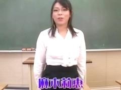 Big Nipple Teacher Milked!!!!!!!