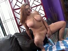 Exotic pornstar in Crazy Solo Girl, Dildos/Toys sex video