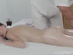 Amazing pornstar in Horny Redhead, Massage adult scene
