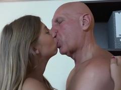 Exotic pornstar Daisy Cake in crazy college, blonde sex clip