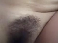 Hawt Latin Babe can't live without engulfing and fucking 10-Pounder.