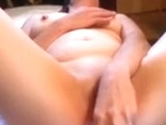 My excited black brown sweetheart dildos her own poontang