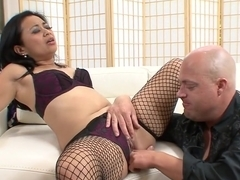 Incredible pornstar Lucky Starr in horny cumshots, blowjob porn movie