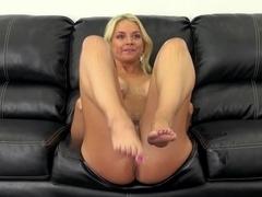 Hottest pornstar Sarah Vandella in Fabulous Blonde, Big Ass xxx scene