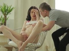 Hottest pornstar in exotic creampie, brazilian sex movie