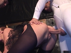 Horny pornstars Isabel Caruso, Keira Pharell, Isabel Ice in Fabulous Fetish, Threesomes sex movie