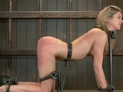 Fresh MeatYoung blonde slut tormented by Orlando
