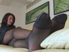 Precious Woman Wonderful Nylonfeet 12