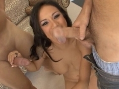 Most Good Blowbang Ever With Nadia Styles