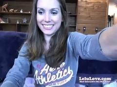 Lelu Love-1St VNA Cam Show