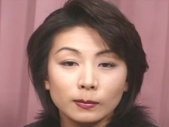 Bukkake for mature japanese