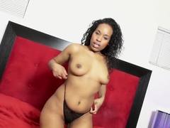Incredible pornstar in exotic ebony, masturbation xxx scene