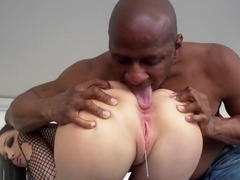 Hottest pornstar Vicki Chase in incredible anal, cunnilingus porn scene
