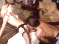Incredible facial classic scene with Peter Andrews and Jenny Baxter