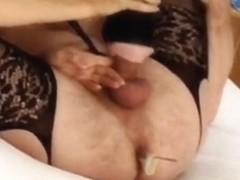kinky couple fucks in heels