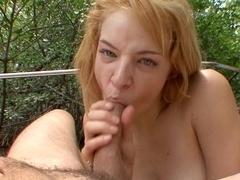 Hottest pornstar in Crazy Blowjob, POV porn movie