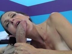 Best pornstar McKenzie Lee in Incredible Threesomes, Big Tits sex video