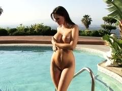 Horny pornstar Jennifer Dark in Amazing Brunette, MILF sex scene