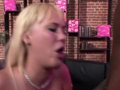 Hottest pornstar Renae Cruz in best cumshots, blonde porn video