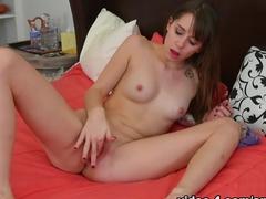 Crazy pornstars Zoey Laine, Anny Aurora in Best Solo Girl, College sex scene