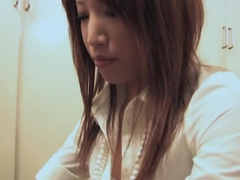 Crazy pornstar Aya Sakuraba in hottest blowjob, brazilian sex clip