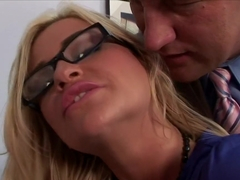 Incredible pornstar Mckenzee Miles in amazing big tits, facial sex video