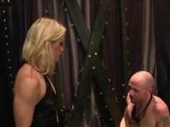 Amazing pornstars Aiden Starr, Karla Lane in Crazy Pornstars, Blonde sex video