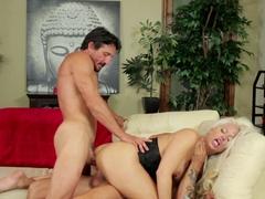 Amazing pornstar Tommy Gunn in Hottest MILF, DP sex scene