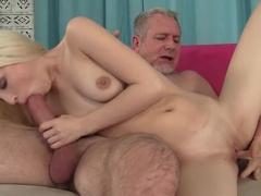 Horny pornstar Piper Perri in exotic college, blonde porn clip