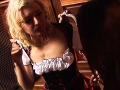 Incredible pornstar in hottest lingerie, big tits porn clip