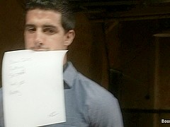 BoundGods : Slave Auction Live Shoot