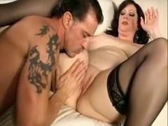 gorgeous bulky babe anal