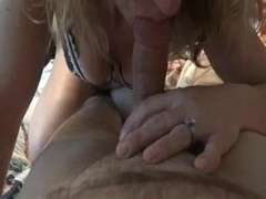 blow job and sex with squirting