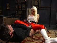 Masculinity-Training with Mistress Lorelei Lee